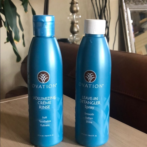 Ovation Other - Ovation cream rinse and detangler- New